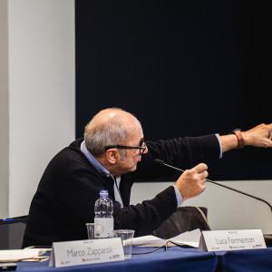 Luca Formenton alla Borsa Italiana per #BCM17 - ph. Ruggiero Scardigno