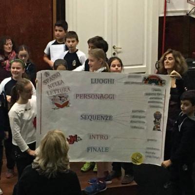 Una classe dell'Istituto Marcelline partecipa all'incontro finale del progetto Giuria Giovani (Laura Capone Editore)