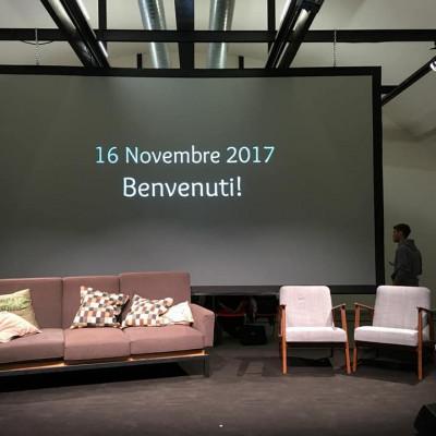 """Il Liceo Parini di Seregno, promotore del progetto """"Selfie di noi 6"""", accoglie i partecipanti (Castello Sforzesco)"""